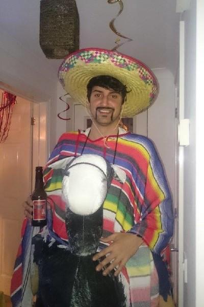 Tom Hampton mexican