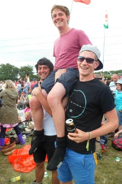 Tom Hampton Festival