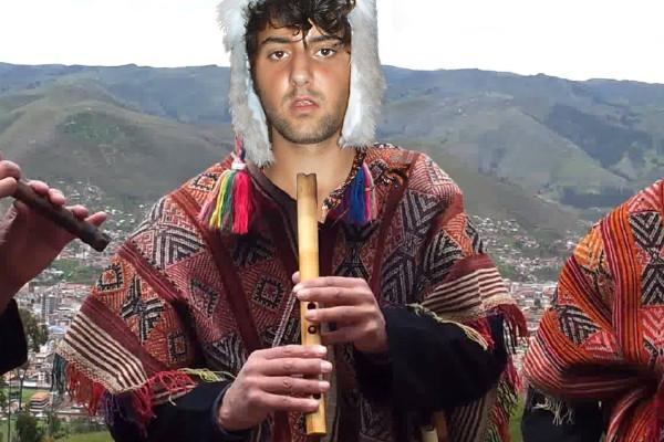Tom HamptonTom-Peru