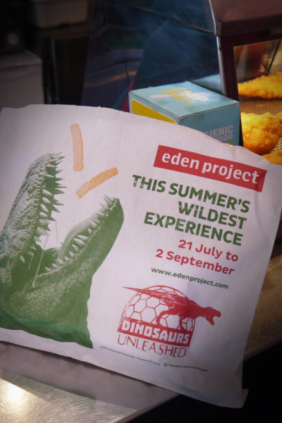 Eden fish and chips