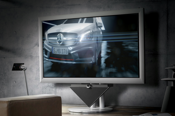 Mercedes TVC