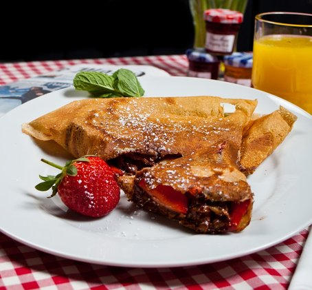 Bon Appétit Catering in Limerick: Celebrate a special event with a Crêpe Party