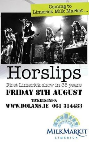 Bon Appétit Catering in Limerick: Horslips live at The Big Top