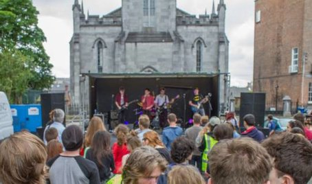Bon Appétit Catering in Limerick: Free festival this Sunday