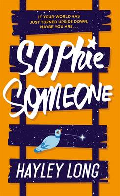 Book cover for Sophie Someone