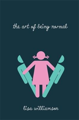Book cover for The Art of Being Normal