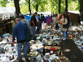 Lille brocantemarkt
