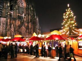 2-daagse busreis Kerst in Keulen