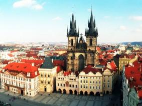 4-daagse schoolreis Praag