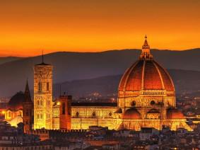 Busreis Rome, Pisa, Florence en Vaticaanstad, Italië