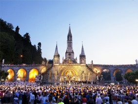 busreis Lourdes