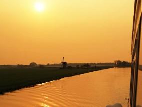 Rondvaart Kagerplassen Westeinderplassen kaasboerderij