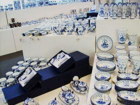 Dagtocht Royal Delft Blue