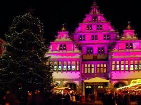Kerstmarkt Paderborn Duitsland