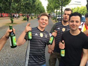 Party-Bier-braufabrik