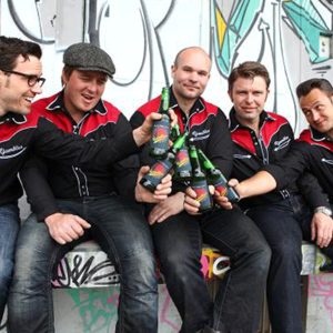 Band-Bier von Braufabrik