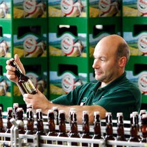 Bier Qualitätskontrolle