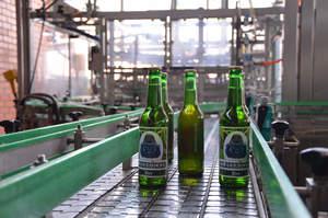 Silberrücken: Ein Beispiel für braufabrik-Bier als Handelsmarke