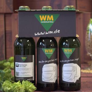 Originelles Kundengeschenk - Bier-Sixpack