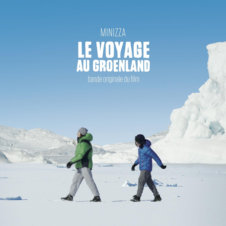 Minizza le voyage au groenland