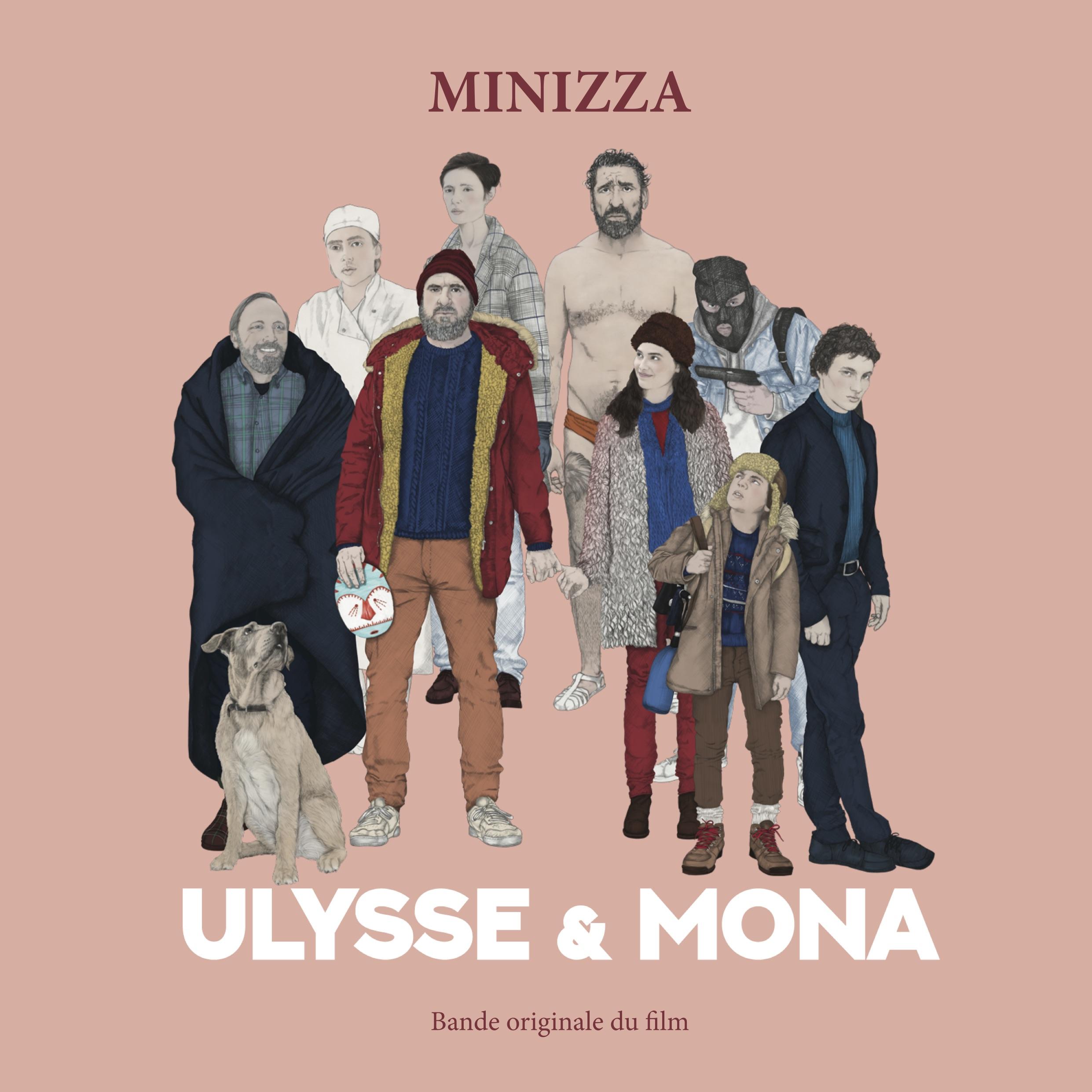 Minizza ulysse et mona