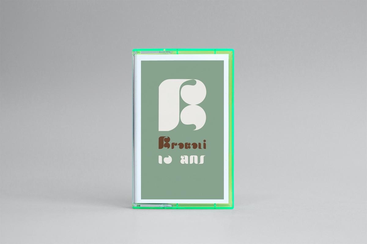Various artists brocoli 10 ans k7