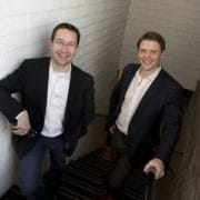 B-Secur CEO Alan Foreman and CCO Ben Carter