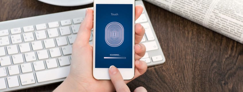 Biometric security in banking