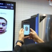 payment by facial recognition