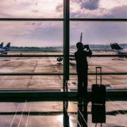 Air travel biometric ID checks