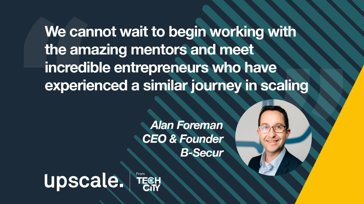 Alan Foreman quote | Upscale 2018