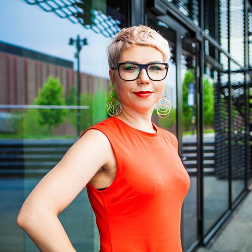 Magdalena dzierzek energetyczny doradca