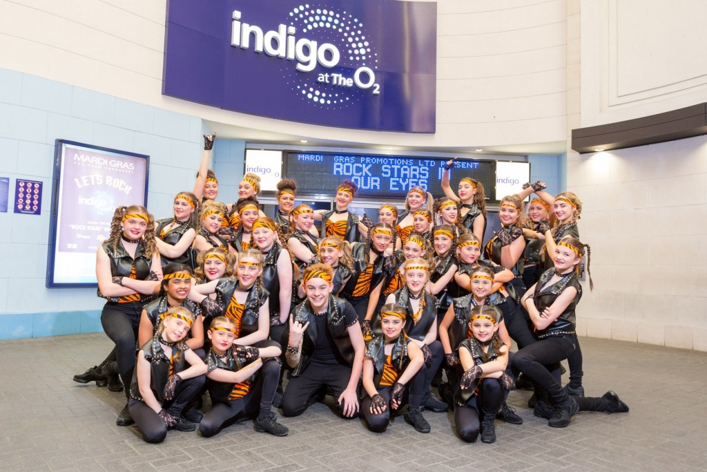 """indigo at The O2"" 26/06/16"
