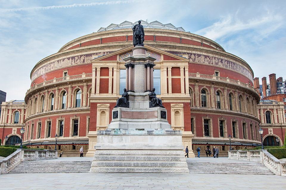 Royal Albert Hall 23/04/17