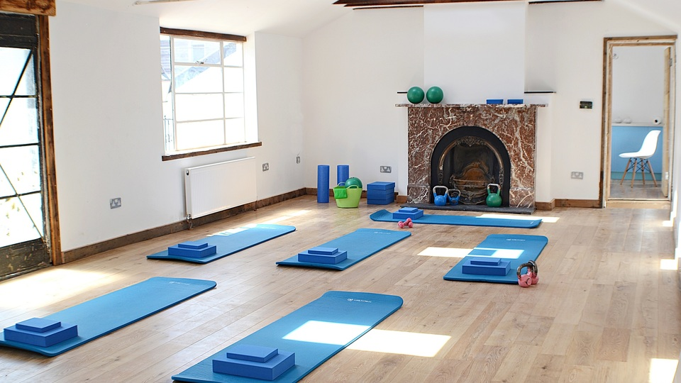 Pregnancy prenatal yoga