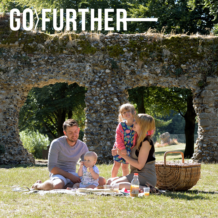 Go Further in Bury St Edmunds & Beyond