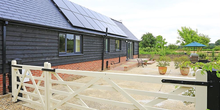Win a 2-night winter getaway for 2 people at Stable Cottage, Tostock