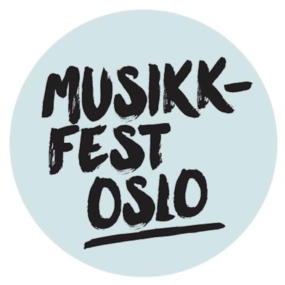 Musikkfest oslo button light blue