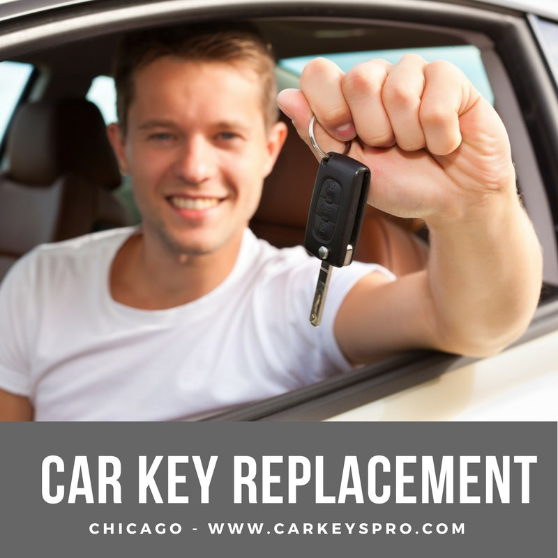 car key replacement chicago