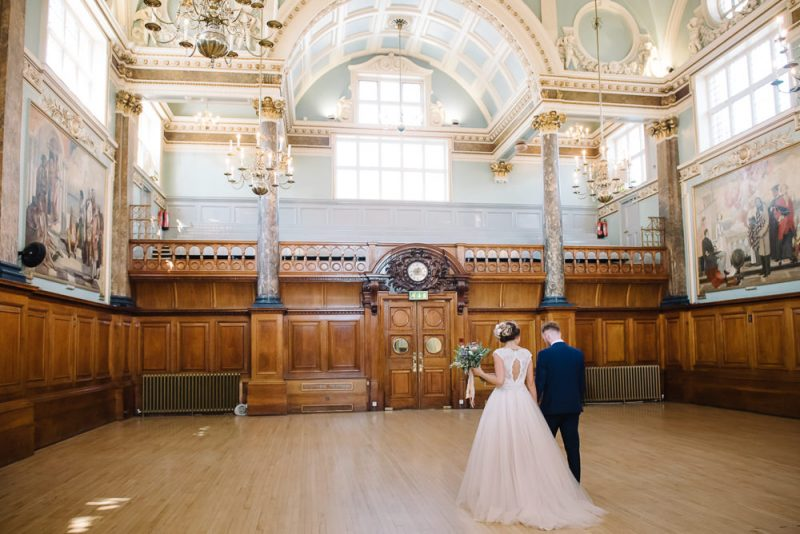 Chelsea Town Hall Wedding