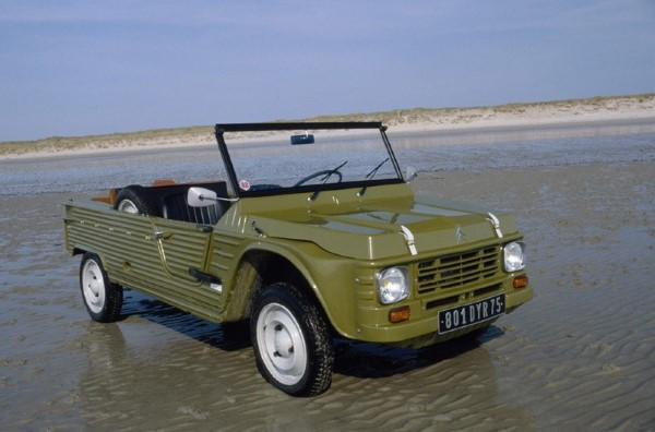 Citroen Mehari turns 45