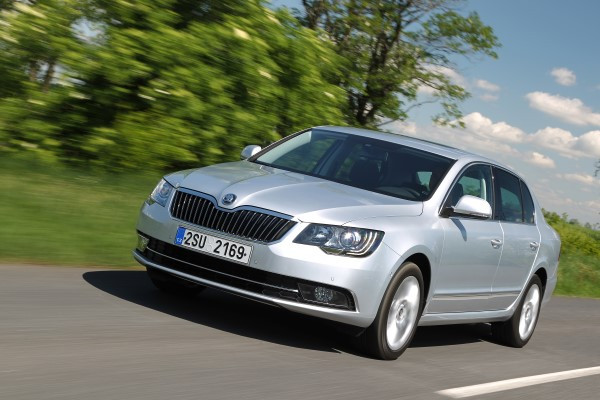 Skoda Superb TSI review