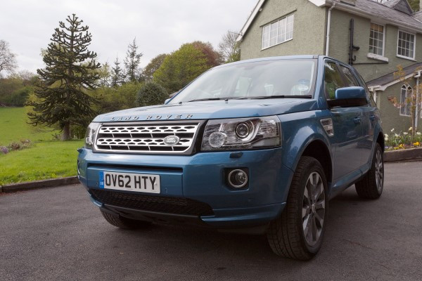 Land Rover Freelander HSE Review