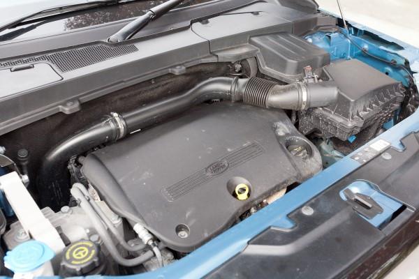Land Rover Freelander engine