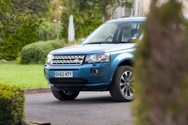 Land Rover Freelander verdict