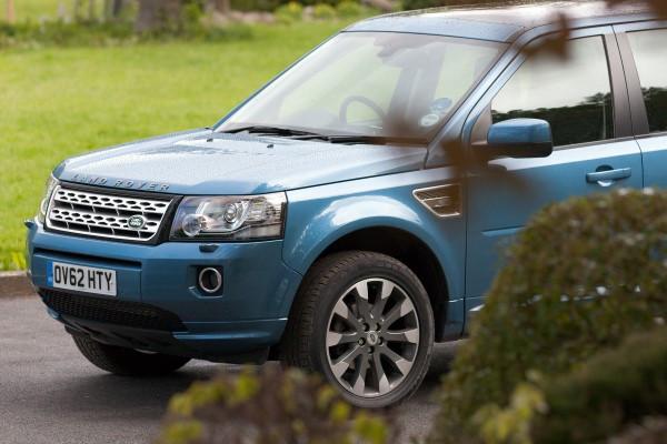 Land Rover Freelander hidden 1