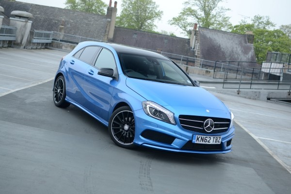 Mercedes-Benz A200 CDI AMG review