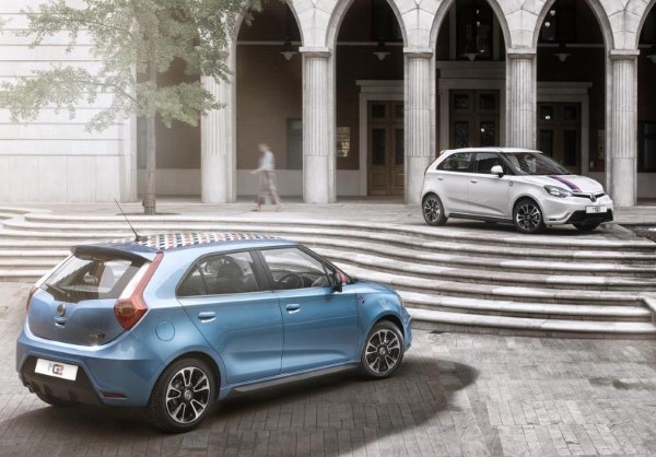 MG3 first pricing details
