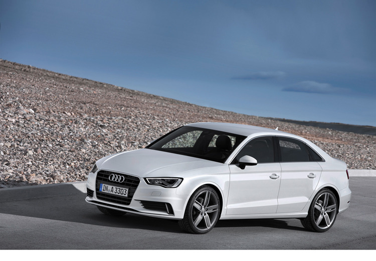 Audi A3 Saloon Price