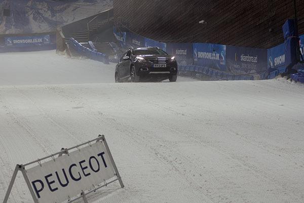 Peugeot 2008 Snow